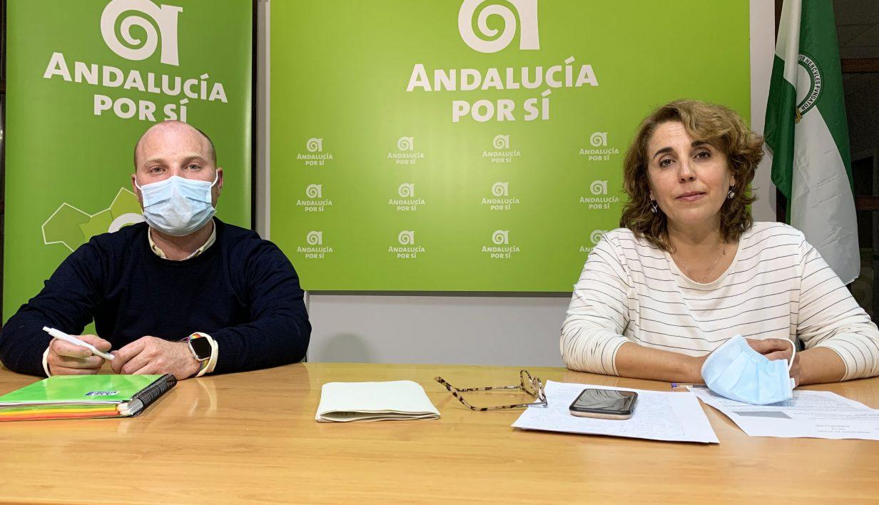 Manuel Romero y Lola Aquino presentado propuestas plenarias