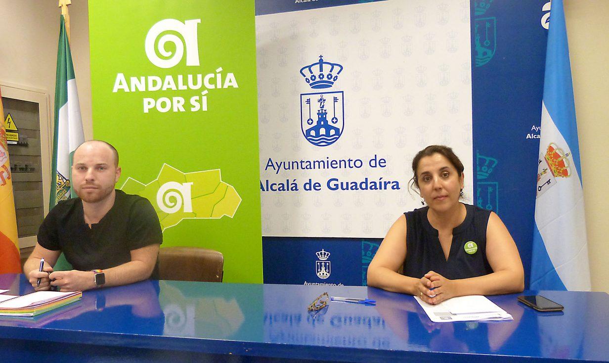 Manuel Romero y Lola Aquino